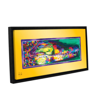 Brushstone Gustave Gallery Wrapped Floater-FramedCanvas Wall Art