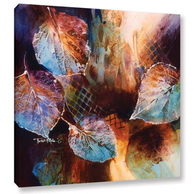 Brushstone Harmony Gallery Wrapped Canvas Wall Art