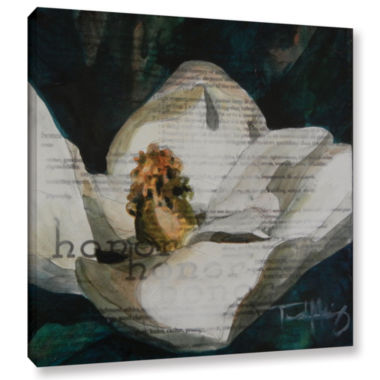 Brushstone Honor Gallery Wrapped Canvas Wall Art