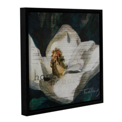 Brushstone Honor Gallery Wrapped Floater-Framed Canvas Wall Art