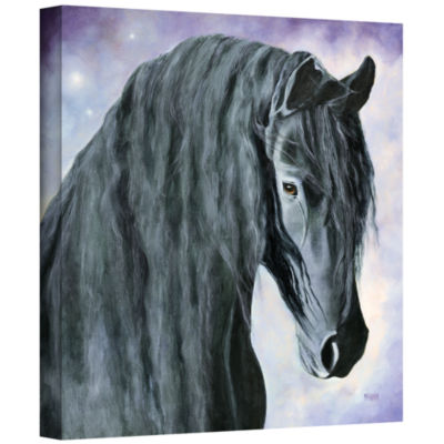 Brushstone Hassel The Gentle Giant Gallery WrappedCanvas Wall Art