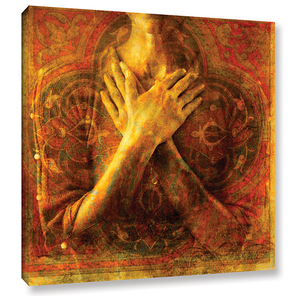Brushstone Honor Self Gallery Wrapped Canvas WallArt