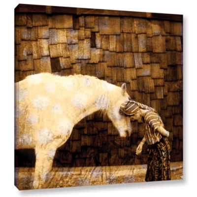 Brushstone Horse Whisperer Gallery Wrapped CanvasWall Art