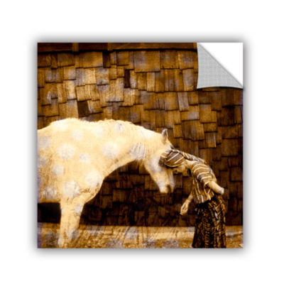 Brushstone Horse Whisperer Removable Wall Decal