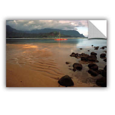 Brushstone Hanalei Bay At Dawn Removable Wall Decal
