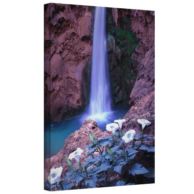 Brushstone Havasu Spring Gallery Wrapped Canvas Wall Art