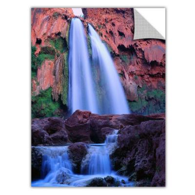 Brushstone Havasu Falls Dusk (212) Removable WallDecal
