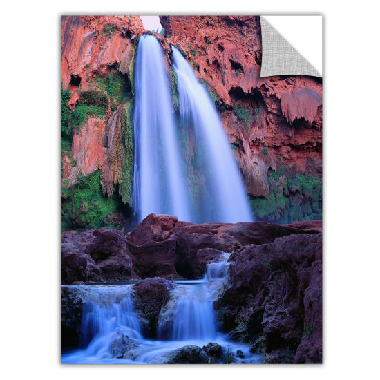 Brushstone Havasu Falls Dusk (212) Removable WallDecal