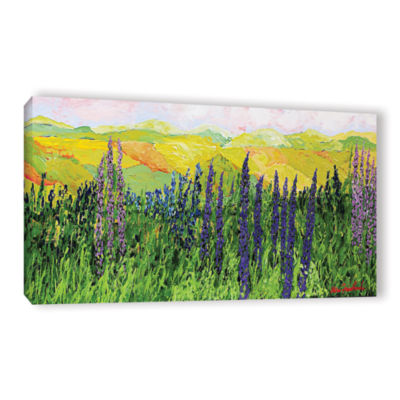 Brushstone Growing Tall Gallery Wrapped Canvas Wall Art