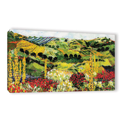 Brushstone Heavenly View Gallery Wrapped Canvas Wall Art