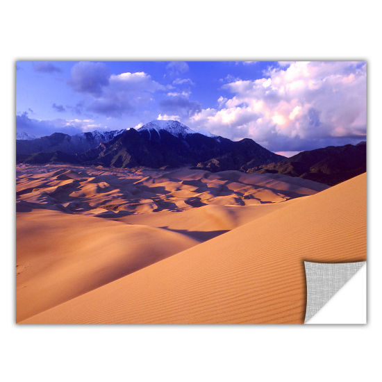 Brushstone Great Sand Dunes Removable Wall Decal
