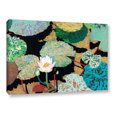 Brushstone Hot And Humid Gallery Wrapped Canvas Wall Art