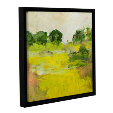 Brushstone Hastings Gallery Wrapped Floater-FramedCanvas Wall Art