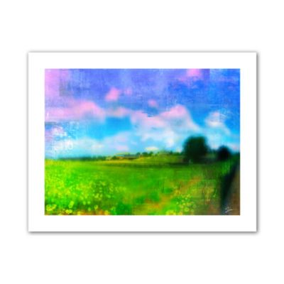 Brushstone Homeland Canvas Wall Art