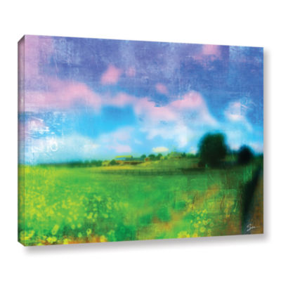 Brushstone Homeland Gallery Wrapped Canvas Wall Art