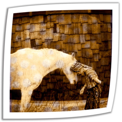 Brushstone Horse Whisperer Canvas Wall Art