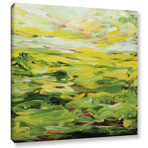 Brushstone Rainford Gallery Wrapped Canvas Wall Art