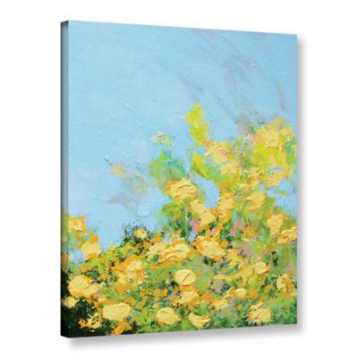 Brushstone Ringling Garden Gallery Wrapped CanvasWall Art