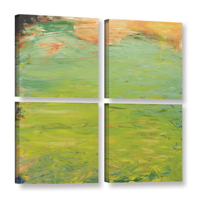 Brushstone Ringwood 4-pc. Square Gallery Wrapped Canvas Wall Art