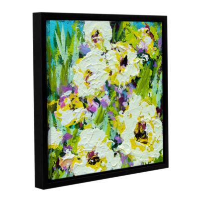 Brushstone Powis Castle Garden Gallery Wrapped Floater-Framed Canvas Wall Art