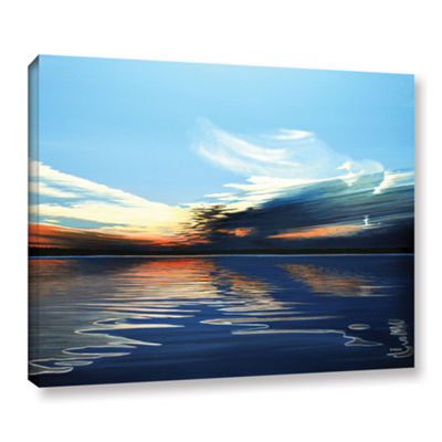 Brushstone Quiet Reflections Gallery Wrapped Canvas Wall Art