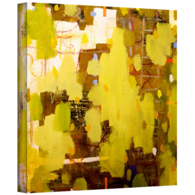 Brushstone Playcation Gallery Wrapped Canvas WallArt