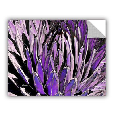 Brushstone Queen Victoria Agave Removable Wall Decal