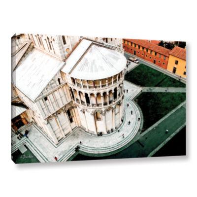 Brushstone Pisa's Duomo Gallery Wrapped Canvas Wall Art
