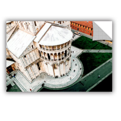 Brushstone Pisa's Duomo Removable Wall Decal