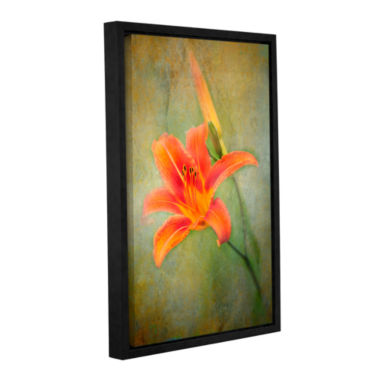Brushstone Reach For Life Gallery Wrapped Floater-Framed Canvas Wall Art