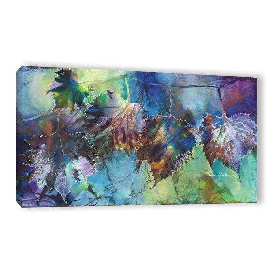 Brushstone Reverence Gallery Wrapped Canvas Wall Art