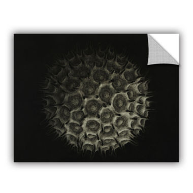 Brushstone Pollen Removable Wall Decal