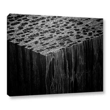 Brushstone Precipice Gallery Wrapped Canvas Wall Art