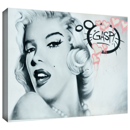 Brushstone Pitt 3-0363 Gallery Wrapped Canvas WallArt