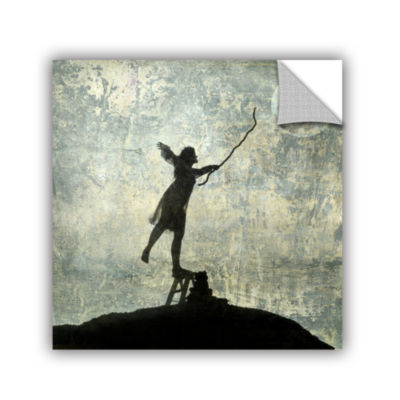 Brushstone Reach For The Moon Removable Wall Decal