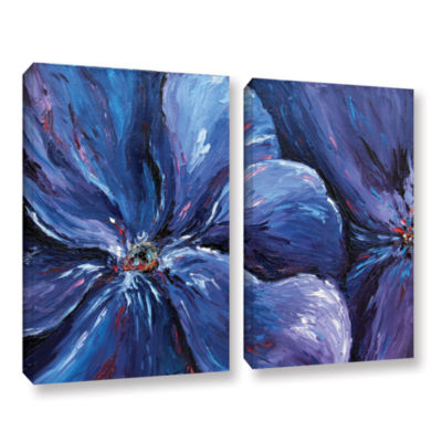 Brushstone Preserving Hope 2-pc. Gallery Wrapped Canvas Wall Art