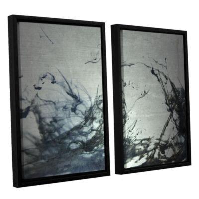 Brushstone Reincarnate 2-pc. Floater Framed CanvasWall Art