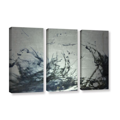 Brushstone Reincarnate 3-pc. Gallery Wrapped Canvas Wall Art