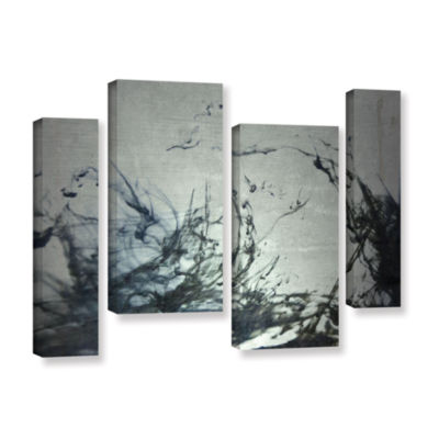 Brushstone Reincarnate 4-pc. Gallery Wrapped Staggered Canvas Wall Art