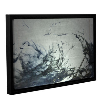 Brushstone Reincarnate Gallery Wrapped Floater-Framed Canvas Wall Art
