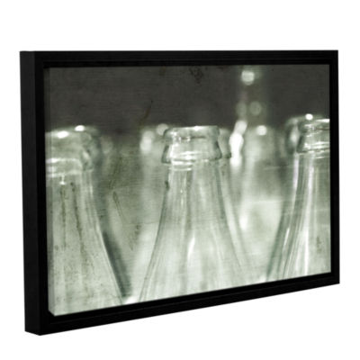 Brushstone Reunion Gallery Wrapped Floater-FramedCanvas Wall Art