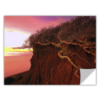Brushstone Ponto Beach Afterglow Removable Wall Decal