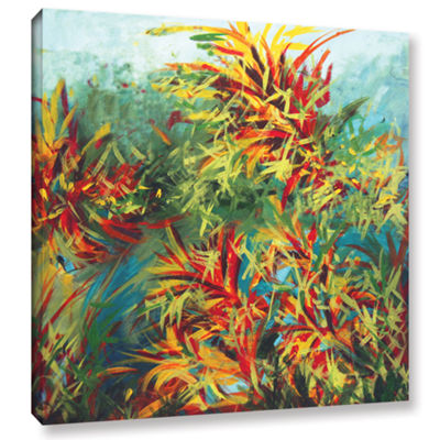 Brushstone Quiet Lake II Gallery Wrapped Canvas Wall Art