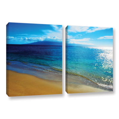 Brushstone Quiet Place 2-pc. Gallery Wrapped Canvas Wall Art