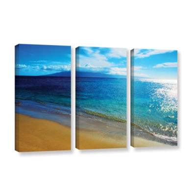 Brushstone Quiet Place 3-pc. Gallery Wrapped Canvas Wall Art