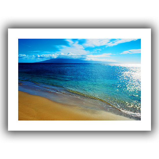 Brushstone Quiet Place Canvas Wall Art
