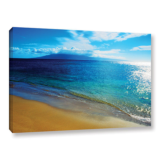 Brushstone Quiet Place Gallery Wrapped Canvas WallArt
