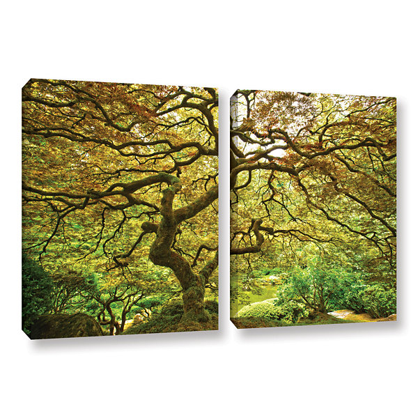 Brushstone 2 pc Canvas Art JCPenney