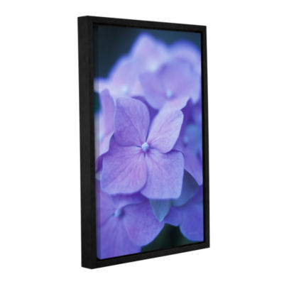 Brushstone Repose Gallery Wrapped Floater-Framed Canvas Wall Art