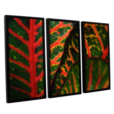 Brushstone Riverside Homestead 3-pc. Floater Framed Canvas Wall Art